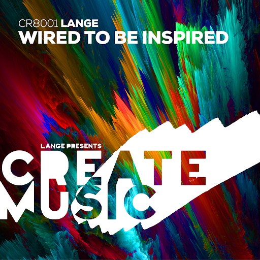 Lange альбом Wired to Be Inspired