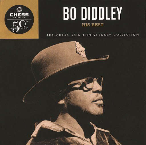 Bo Diddley альбом His Best (The Chess 50th Anniversary Collection)