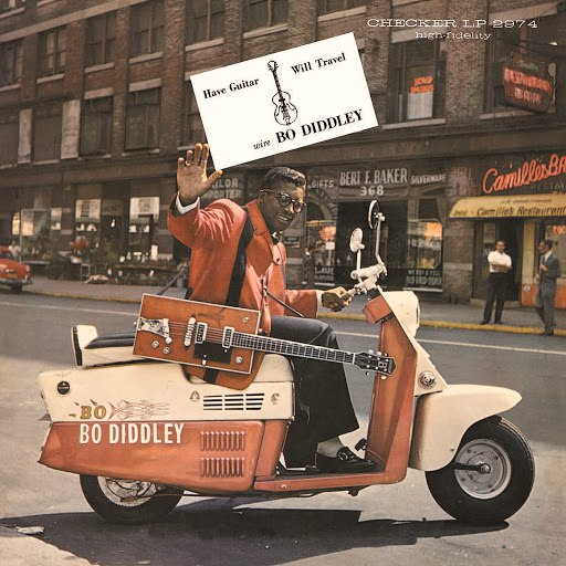Bo Diddley альбом Have Guitar, Will Travel