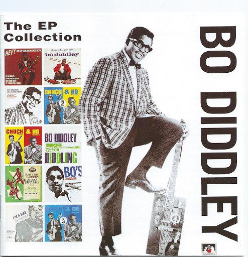 Bo Diddley альбом The EP Collection