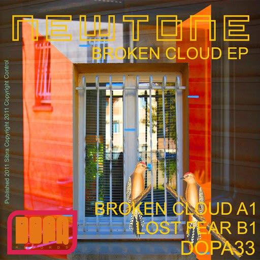 NewTone альбом Broken Cloud Ep