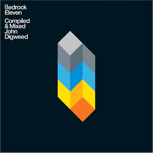 John Digweed альбом Bedrock 11 Compiled & Mixed John Digweed