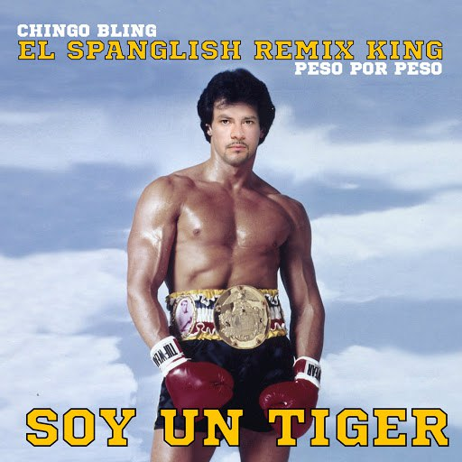 Chingo Bling альбом Soy un Tiger