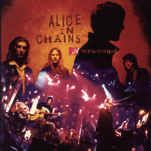 Alice in Chains альбом Unplugged