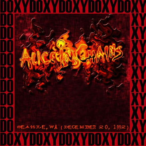 Alice in Chains альбом Seattle, Wa. December 20th, 1992 (Doxy Collection, Remastered, Live on Fm Broadcasting)