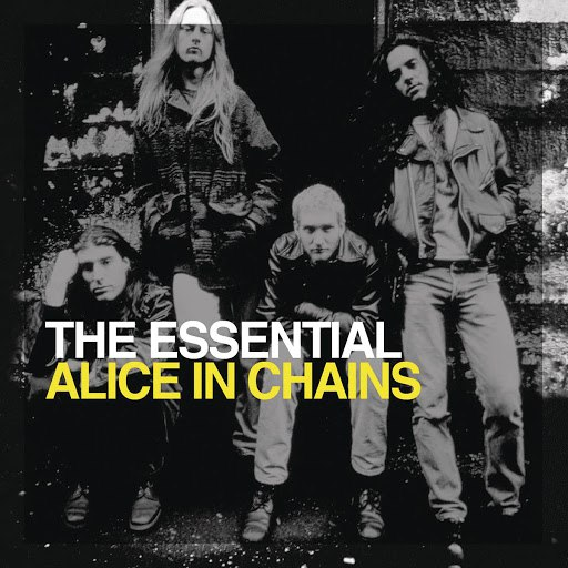 Alice in Chains альбом The Essential Alice In Chains