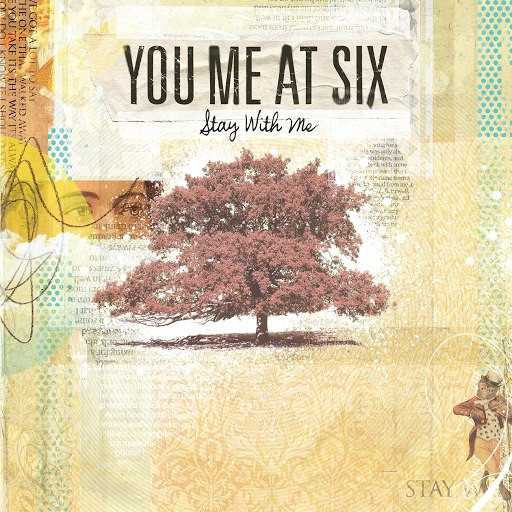 You Me At Six альбом Stay With Me (Deluxe)