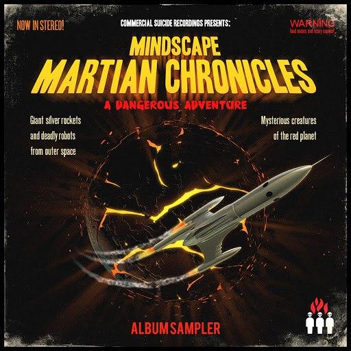 Mindscape альбом Martian Chronicles Album Sampler
