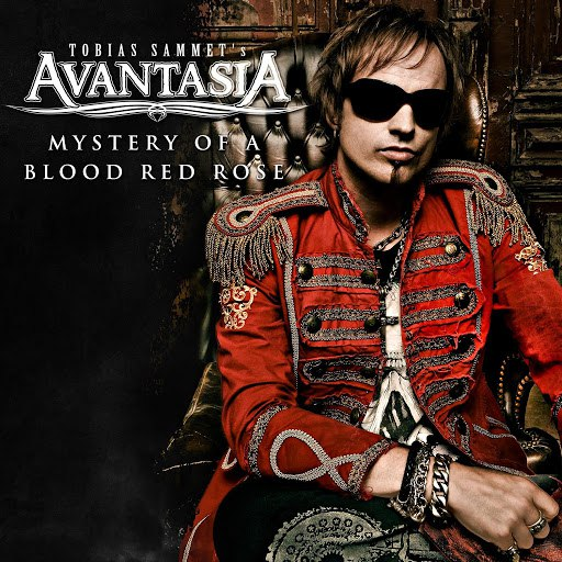 Avantasia альбом Mystery of a Blood Red Rose
