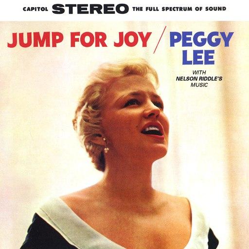 Peggy Lee альбом Jump For Joy