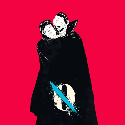Queens of the Stone Age альбом ...Like Clockwork