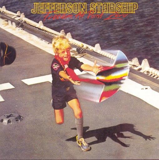 Jefferson Starship альбом Freedom At Point Zero