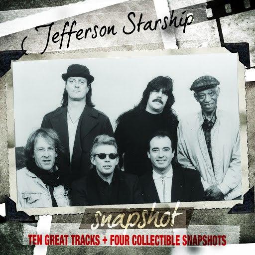 Jefferson Starship альбом Snapshot