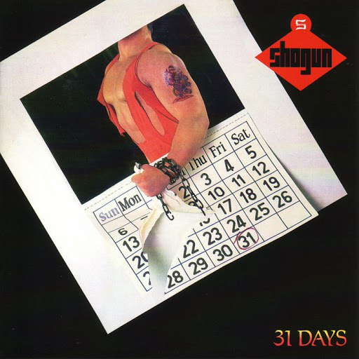 Shogun альбом 31 Days
