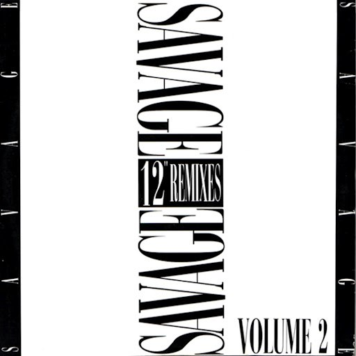 "Savage альбом 12"" Remixes: Vol. 2"