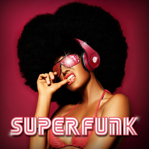 Extreme Music альбом Superfunk