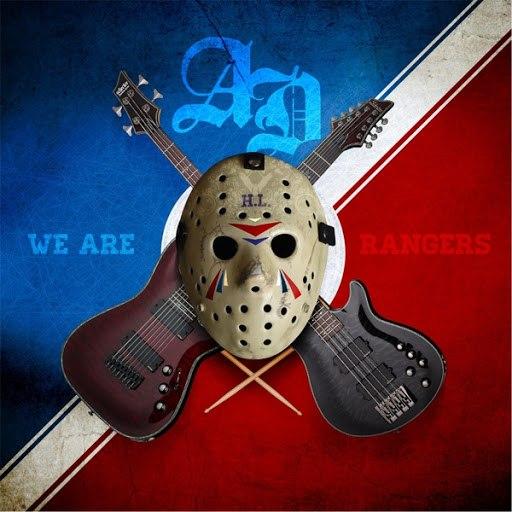 April Divine альбом We Are Rangers
