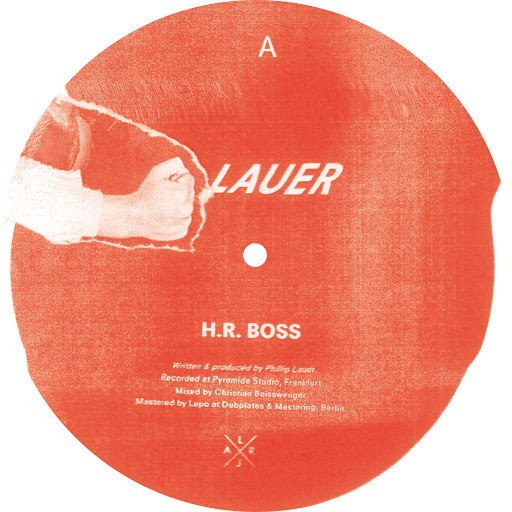 LAUER альбом H.R. Boss / Banned