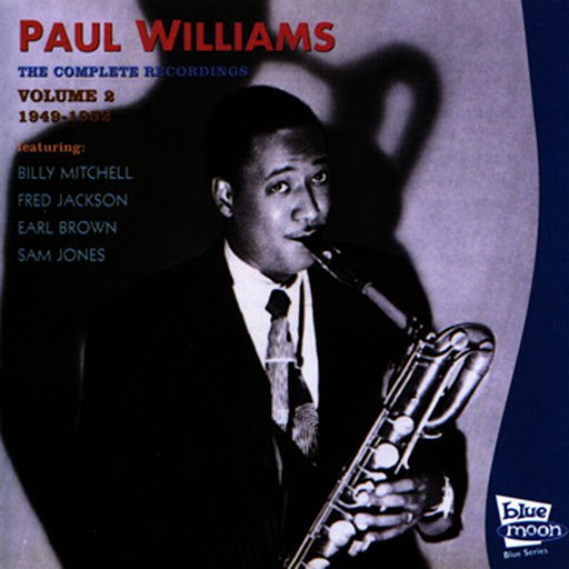 Paul Williams альбом The Complete Recordings, Vol. 2 1949-1952
