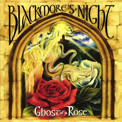 Blackmore's Night альбом Ghost of a Rose