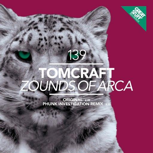 Tomcraft альбом Zounds of Arca