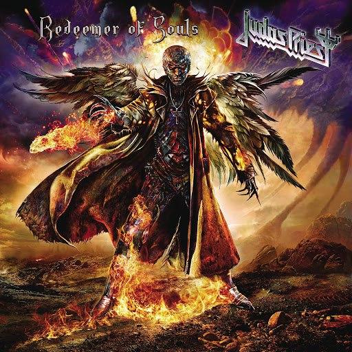 Judas Priest альбом Redeemer of Souls (Deluxe)