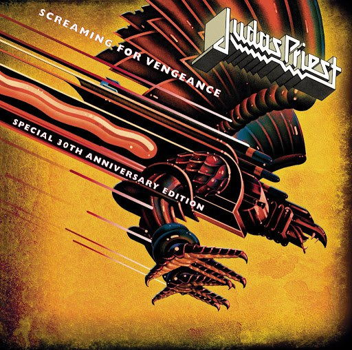 Judas Priest альбом Screaming For Vengeance (Special 30th Anniversary Edition)
