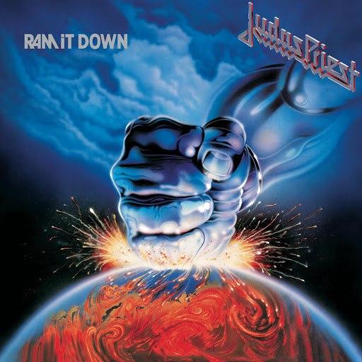 Judas Priest альбом Ram It Down