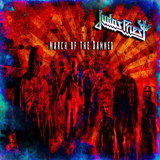 Judas Priest альбом March of the Damned