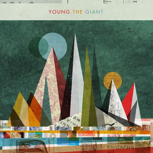 Young The Giant альбом Young the Giant