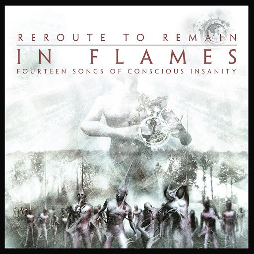 Альбом In Flames Reroute to Remain (Reissue 2014)