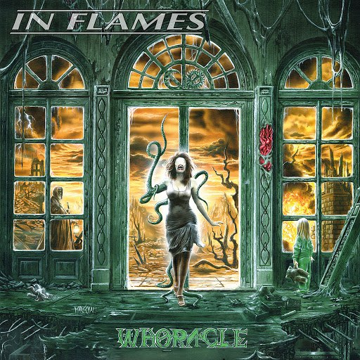 Альбом In Flames Whoracle (Reissue 2014)