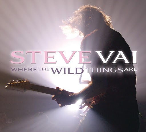 Steve Vai альбом Where the Wild Things Are