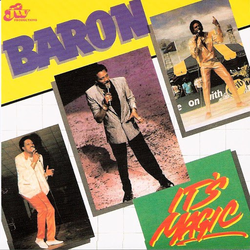 Baron альбом It's Magic