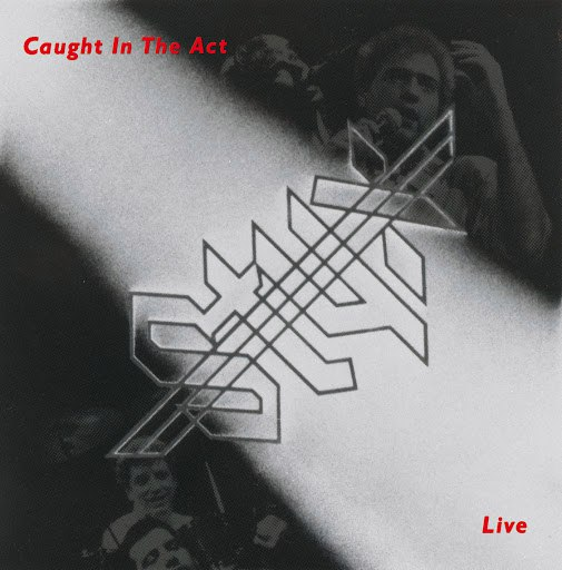 Styx альбом Caught In The Act: Live