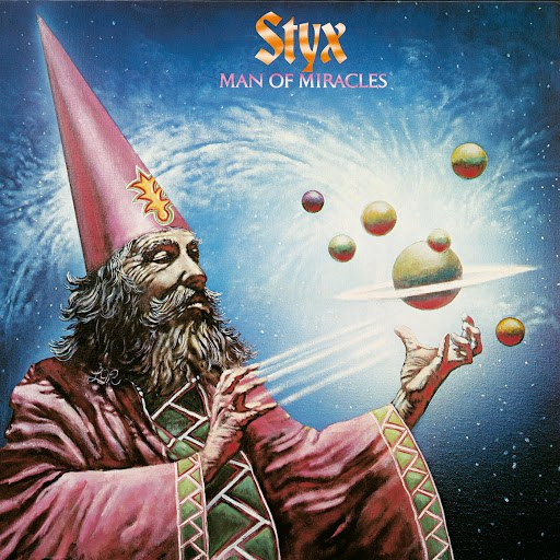 Styx альбом Man Of Miracles