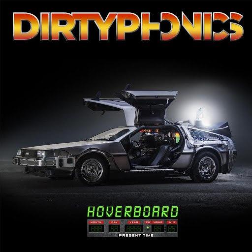 Dirtyphonics альбом Hoverboard