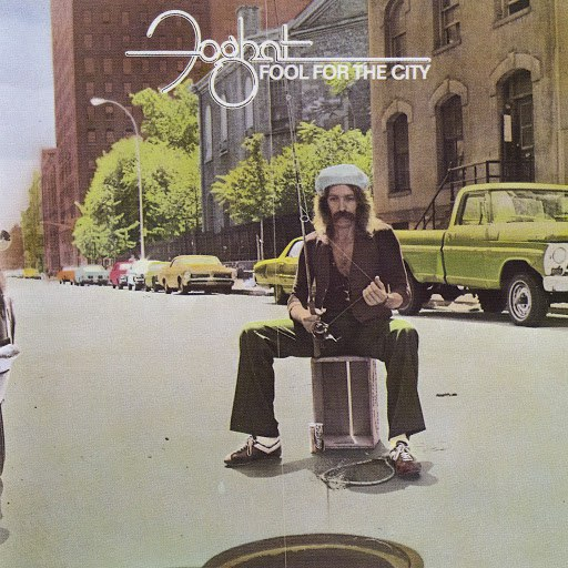 Foghat альбом Fool For The City (Remastered)