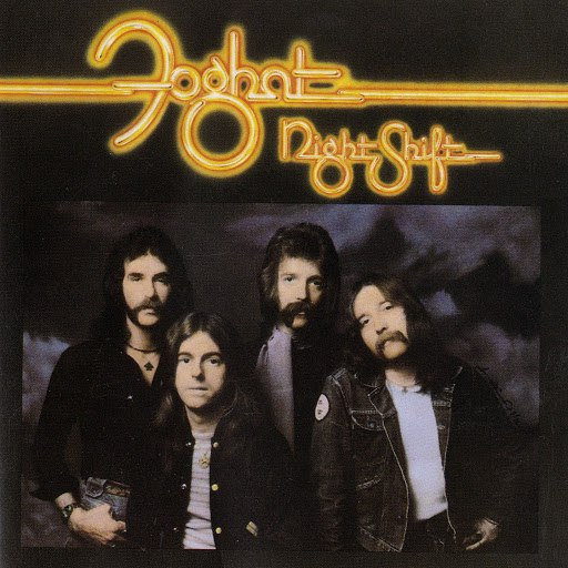 Foghat альбом Night Shift (Remastered)