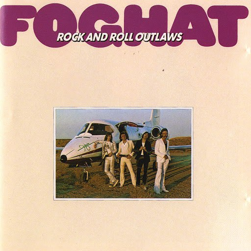 Foghat альбом Rock And Roll Outlaws (Remastered)