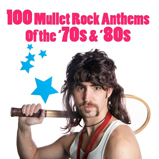 Foghat альбом 100 Mullet Rock Anthems Of The '70s & '80s