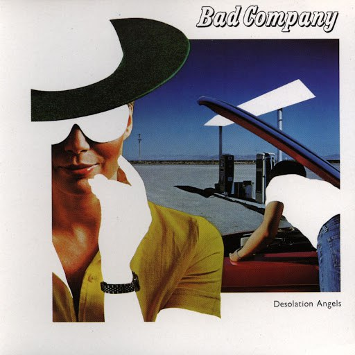 Bad Company альбом Desolation Angels