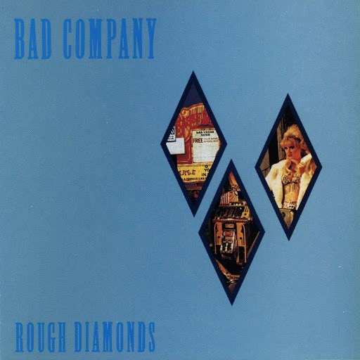 Bad Company альбом Rough Diamonds