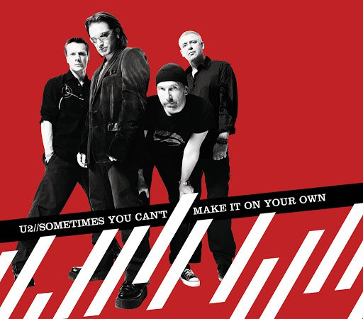 U2 альбом Sometimes You Can't Make It on Your Own
