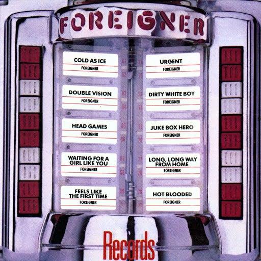 Foreigner альбом Records