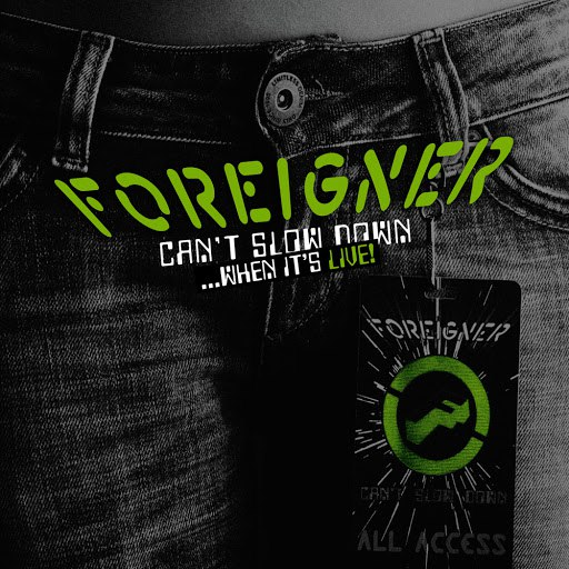 Foreigner альбом ...When It's Live