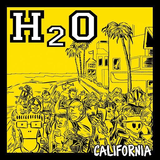 h2o альбом California