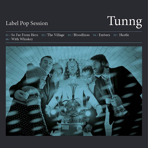 Tunng альбом Label Pop Session - EP