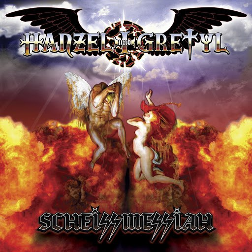 Hanzel Und Gretyl альбом Scheissmessiah