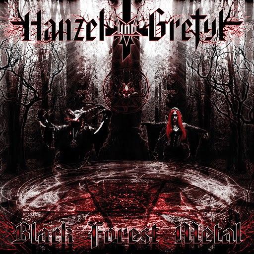 Hanzel Und Gretyl альбом Black Forest Metal
